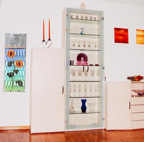 3D Befeuchter im Wohnzimmer