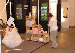 BabyFachmesse Schweiz 2000 und 2010