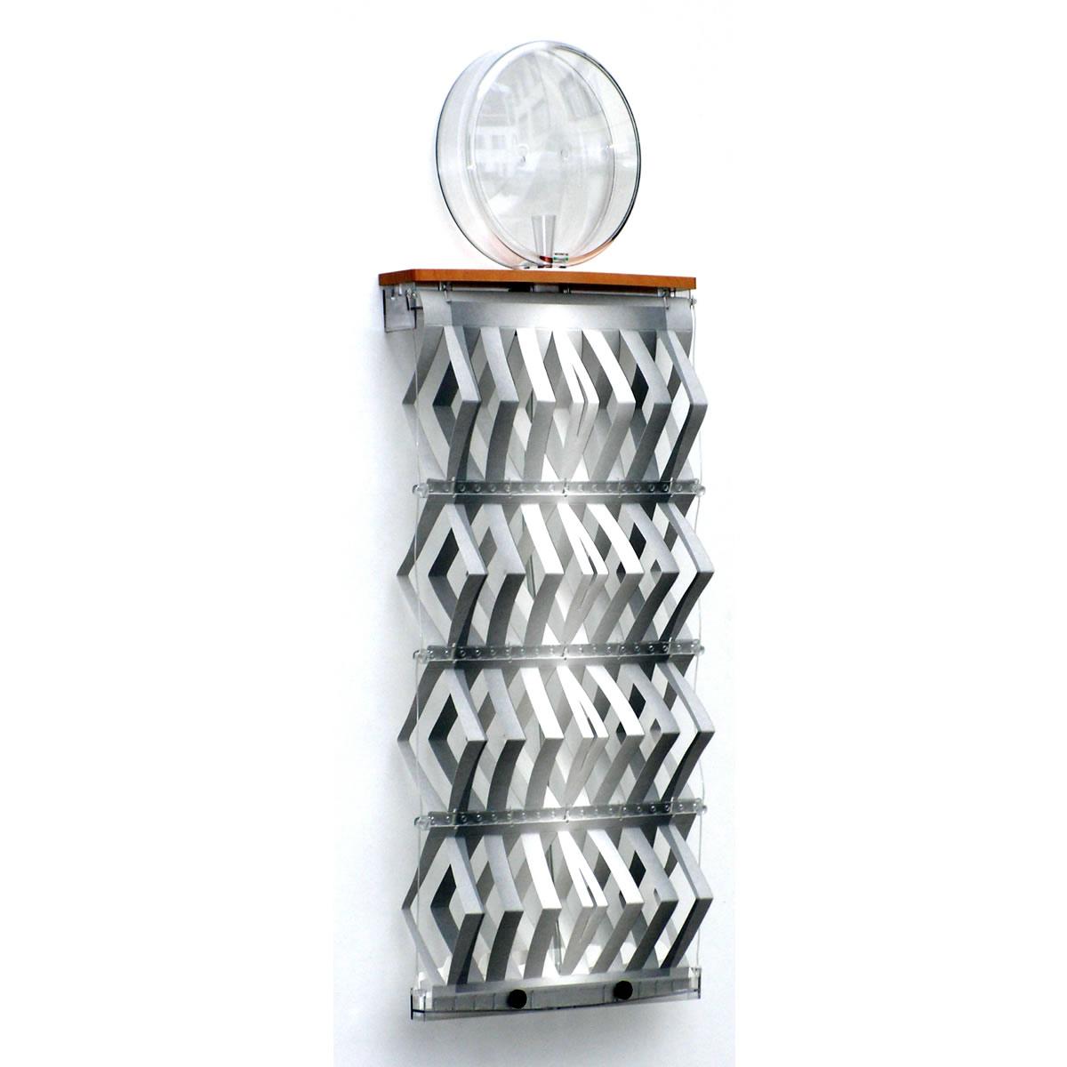 Komplettger t metall luftbefeuchter stromlos - Humidificateur pour radiateur ...