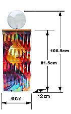 3D Befeuchter - Abmessungen