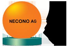 Luftbefeuchter - stromlos gesteuerte Luftbefeuchtung NECONO AG